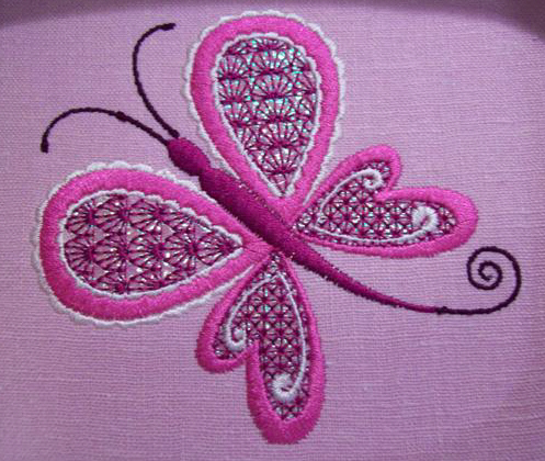 Bettys Original Embroideries new set