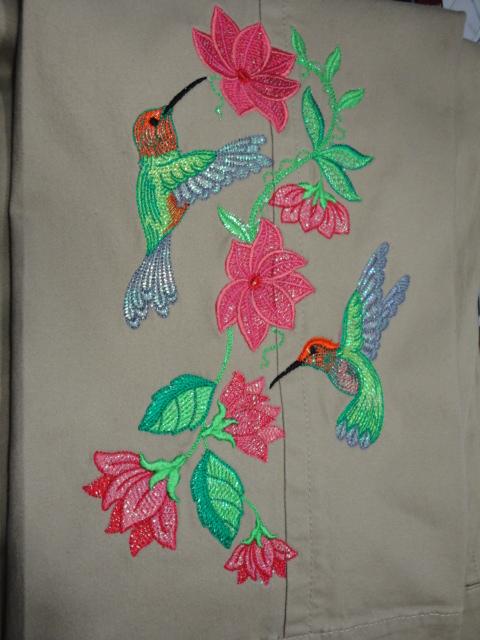 Stunning Hummingbirds from Santi - HIA