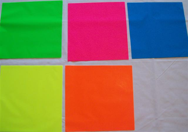 5 New Neon Colors