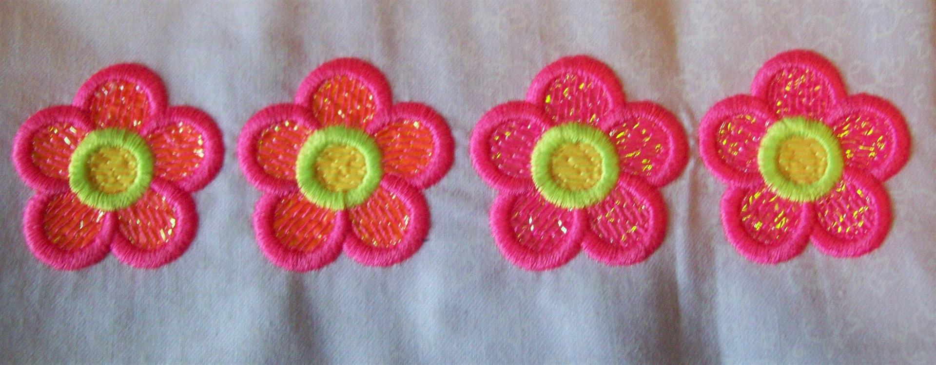 Anita Goodesign Mylar Spring Border